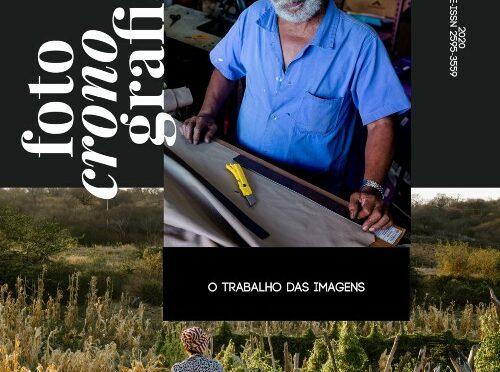 La revue brésilienne Fotocronografias publie un numéro thématique «Trabalho das Imagens»